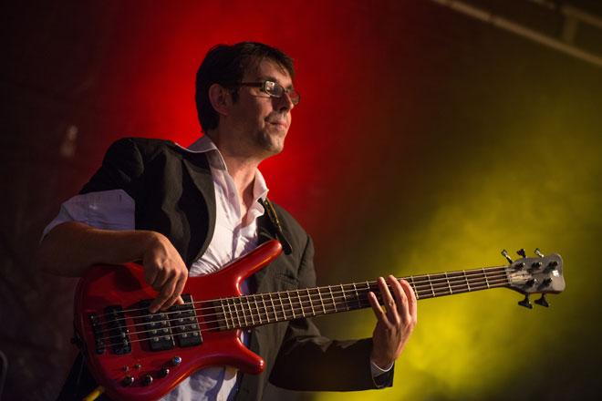 Gaël Ventroux, Grupo Manteca, Latin Jazz, Salsa, Nantes