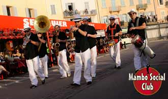 Mambo Social Club, fanfare, manteca, salsa y latin jazz, Nantes, danse, musique latine